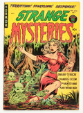Golden Age (1938-1955):Horror, Strange Mysteries #2 (Superior, 1951) Condition: FN....