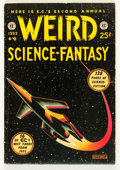 Golden Age (1938-1955):Science Fiction, Weird Science-Fantasy Annual #2 (EC, 1953) Condition: ApparentVG/FN....