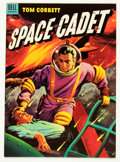 Golden Age (1938-1955):Science Fiction, Tom Corbett Space Cadet #8 (Dell, 1953) Condition: VF/NM....