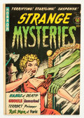 Golden Age (1938-1955):Horror, Strange Mysteries #4 (Superior, 1952) Condition: FN/VF....