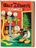 Golden Age (1938-1955):Cartoon Character, Walt Disney's Comics and Stories Group (Dell, 1951-52).... (Total:4 Items)