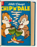 Silver Age (1956-1969):Miscellaneous, Dell Walt Disney-Themed Bound Volumes (Dell, 1958-59).... (Total: 4 Items)