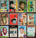 Baseball Cards:Lots, 1960's-1970's Topps Baseball Superstars and Hall of Famers Collection (12). ...