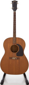 Musical Instruments:Acoustic Guitars, Circa 1965 Gibson TG-0 Mahogany Acoustic Guitar, #223590....