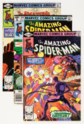 Modern Age (1980-Present):Superhero, The Amazing Spider-Man #203-220 Group (Marvel, 1980-81) Condition:Average NM.... (Total: 18 Comic Books)
