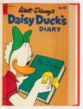Silver Age (1956-1969):Miscellaneous, Dell Walt Disney-Related Bound Volumes (Dell, 1960-61).... (Total: 4 Items)