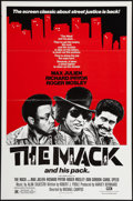 "Movie Posters:Blaxploitation, The Mack (Producers Distribution Company, R-1983). One Sheet (27"" X41""). Flat Folded. Blaxploitation.. ..."