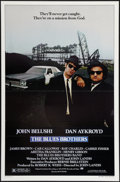 """Movie Posters:Comedy, The Blues Brothers (Universal, 1980). One Sheet (27"""" X 41""""). FlatFolded. Comedy.. ..."""