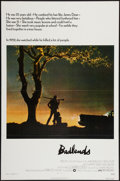 "Movie Posters:Crime, Badlands (Warner Brothers, 1974). One Sheet (27"" X 41""). FlatFolded. Crime.. ..."