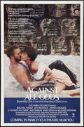 """Movie Posters:Adventure, Against All Odds (Columbia, 1984). One Sheet (27"""" X 41"""") Advance.Adventure.. ..."""