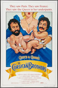 """Movie Posters:Comedy, Cheech & Chong's The Corsican Brothers & Others Lot (Orion, 1984). One Sheets (3) (27"""" X 41""""). Comedy.. ... (Total: 3 Items)"""