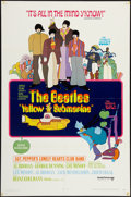 "Movie Posters:Animation, Yellow Submarine (United Artists, 1968). One Sheet (27"" X 41""). Animation.. ..."