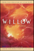 """Movie Posters:Fantasy, Willow (MGM, 1988). One Sheet (27"""" X 40""""). Advance. Fantasy.. ..."""
