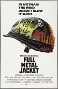 "Movie Posters:War, Full Metal Jacket (Warner Brothers, 1987). One Sheet (27"" X 41"").SS Advance. War.. ..."