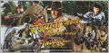 """Movie Posters:Adventure, Indiana Jones and the Kingdom of the Crystal Skull (Paramount,2008). Indian Six Sheet (75"""" X 82.5""""). Adventure.. ..."""