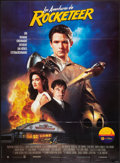 "Movie Posters:Action, The Rocketeer (Walt Disney Pictures, 1991). French Grande (45.5"" X62""). Action.. ..."