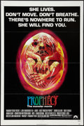 "Movie Posters:Horror, Prophecy (Paramount, 1979). One Sheet (27"" X 41""). Horror.. ..."