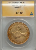 Mexico, Mexico: Republic gold 8 Escudos 1852 C-CE,...