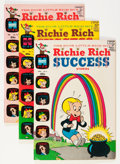 Silver Age (1956-1969):Humor, Richie Rich Success Stories Group (Harvey, 1963-75) Condition: Average VF/NM....
