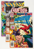 Modern Age (1980-Present):Miscellaneous, Comic Books - Assorted Modern Age Comics Box Lot (Various Publishers, 1990s) Condition: Average NM-....