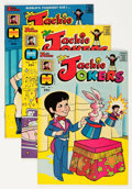 Bronze Age (1970-1979):Cartoon Character, Richie Rich and Jackie Jokers File Copy Short Box Group (Harvey,1973-82) Condition: Average NM-....