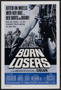 """Movie Posters:Action, Born Losers (American International, 1967). One Sheet (27"""" X 41"""").Action. ..."""