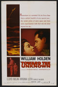 "Movie Posters:Drama, Toward the Unknown (Warner Brothers, 1956). One Sheet (27"" X 41""). Drama. ..."