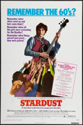 "Movie Posters:Rock and Roll, Stardust (Columbia, 1974). One Sheet (27"" X 41""). Style C. Rock andRoll.. ..."