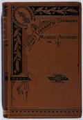 Books:Medicine, Walter J. Coulson. The Diseases of the Bladder and ProstateGland. William Wood, 1881. Sixth edition. Mild rubbi...