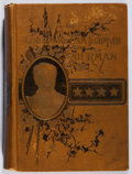 Books:Biography & Memoir, [Civil War]. O. O. Howard. Life of Wm. Tecumseh Sherman.Curtis, 1891. First edition. Rubbing and toning. Hinges sta...
