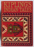 Books:Literature Pre-1900, Rudyard Kipling. Indian Tales. Caldwell, 1899. Orientaledition. Hinges broken with title page detached. Fair....