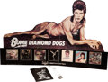 Music Memorabilia:Memorabilia, David Bowie Diamond Dogs Memorabilia (1974).... (Total: 3Items)