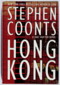 Books:Mystery & Detective Fiction, Stephen Coonts. INSCRIBED. Hong Kong. St. Martins, 2000.First edition, first printing. Signed and inscribed b...