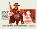 "Movie Posters:Western, A Fistful of Dollars (United Artists, 1967). Half Sheet (22"" X28"").. ..."