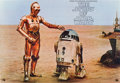 """Movie Posters:Science Fiction, The Story of Star Wars (20th Century Fox, 1977). Record PromotionalPoster (23"""""""" X 33.25"""").. ..."""