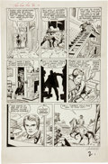 Original Comic Art:Panel Pages, Jack Kirby and Dick Ayers Two-Gun Kid #62 Page 2 OriginalArt (Marvel, 1963)....