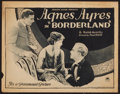 "Movie Posters:Melodrama, Borderland (Paramount, 1922). Title Lobby Card (11"" X 14"").Melodrama.. ..."