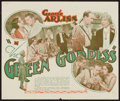 "Movie Posters:Adventure, The Green Goddess (Warner Brothers, 1930). Australian Herald (7.5""X 9""). Adventure.. ..."
