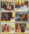 "Movie Posters:Sports, Kirk Douglas in Champion & Others Lot (United Artists, 1949).Lobby Cards (6) (11"" X 14""). Sports.. ... (Total: 6 Items)"