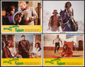 "Movie Posters:Adventure, Raquel Welch in Fathom & Other Lot (20th Century Fox, 1967).Lobby Cards (4) (11"" X 14""). Adventure.. ... (Total: 4 Items)"