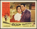"Movie Posters:Science Fiction, Invasion of the Body Snatchers (Allied Artists, 1956). Lobby Card(11"" X 14""). Science Fiction.. ..."