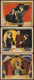 "Movie Posters:Romance, Her Gilded Cage (Paramount, 1922). Lobby Cards (3) (11"" X 14"").Romance.. ... (Total: 3 Items)"