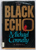 Books:Mystery & Detective Fiction, Michael Connelly. The Black Echo. Little, Brown, 1992. Firstedition, first printing. Ex-library with typical ma...