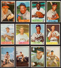 Baseball Cards:Lots, 1951-1954 Bowman Baseball Collection (76) From the OriginalCollector!...