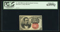 Fractional Currency:Fifth Issue, Fr. 1265 10¢ Fifth Issue PCGS Choice New 63PPQ.. ...