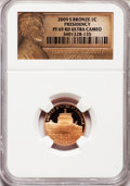 Proof Lincoln Cents, 2009-S 1C Bronze Presidency PR69 Red Ultra Cameo NGC. NGC Census: (11798/2111). PCGS Population (4339/302). Numismedia Wsl...