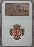 Lincoln Cents, 2009 1C Formative Years, First Day of Issue MS67 Red NGC. PCGS Population (4/0). Numismedia Wsl. Price ...