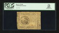 Colonial Notes:Continental Congress Issues, Continental Currency May 9, 1776 $6 PCGS Apparent Fine 15.. ...