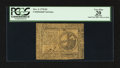 Colonial Notes:Continental Congress Issues, Continental Currency November 2, 1776 $2 PCGS Apparent Very Fine20.. ...