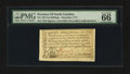 Colonial Notes:North Carolina, North Carolina December, 1771 10s PMG Gem Uncirculated 66 EPQ.. ...